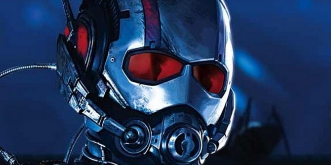 Tomb Raider's Walter Goggins Joins Ant-Man And The Wasp