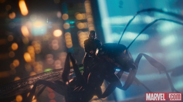 Marvel Releases Fresh Batch Of Ant-Man Stills That Place Paul Rudd Under The Microscope