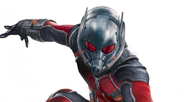 Ant-Man Concept Art From Captain America: Civil War Surfaces