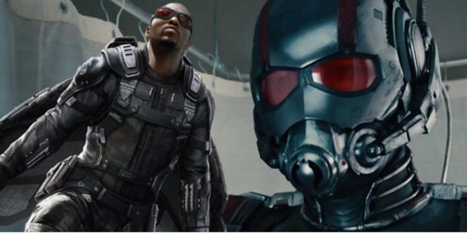 Anthony Mackie Teases Ant-Man And Falcon Dynamic In Captain America: Civil War
