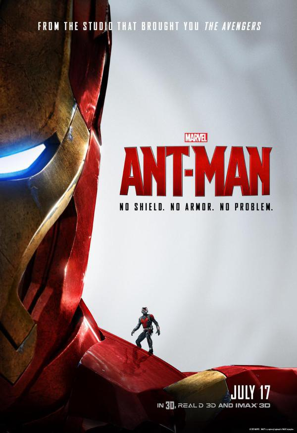 Ant-Man Wants To Call The Avengers In New Posters And TV Spot