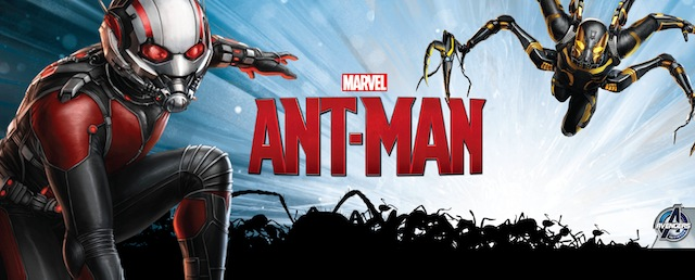 First Ant-Man Poster Continues To Tease Character's Size