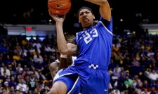 Who's Number Two In The NBA Draft After Anthony Davis?