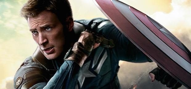 This Weekend At The Box Office: Captain America: The Winter Soldier Stands Tall