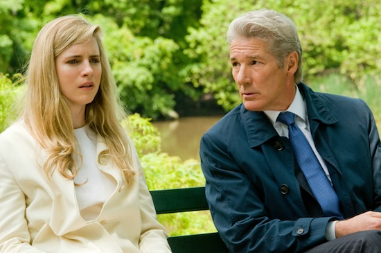 Arbitrage movie image Richard Gere Brit Marling Fall Movie Preview Spectacular! Part 1   The Films of September