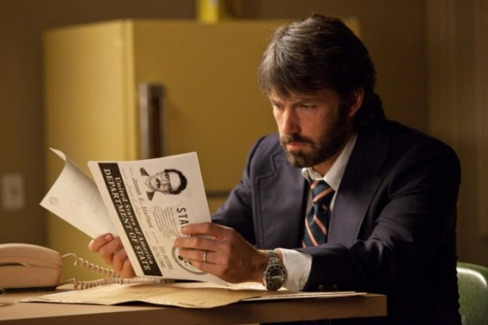 First Official Image From Ben Affleck's Argo