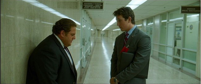 Miles Teller And Jonah Hill Are Pot-Smoking Wheeler Dealers In Stills For Arms And The Dudes