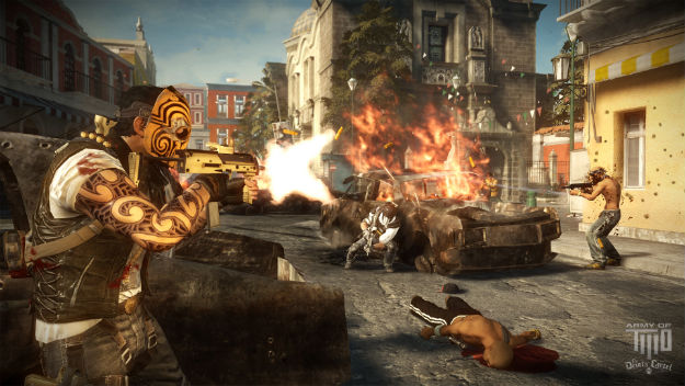 Army of Two Review Army Of Two: The Devils Cartel Review
