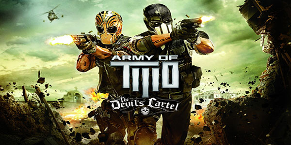 Army of Two: The Devil's Cartel Overkills In New Trailer