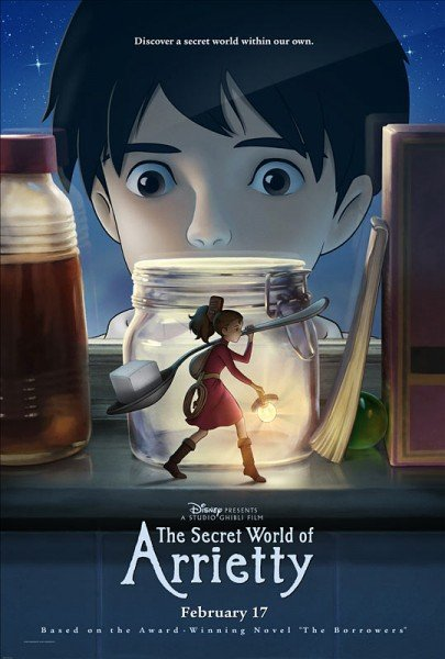 The Secret World Of Arrietty Review