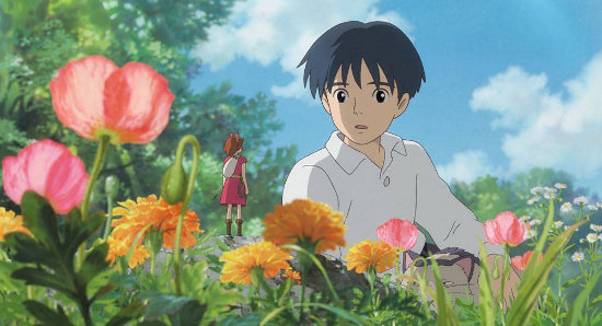 Arrietty2 The Top 10 Films Of 2012