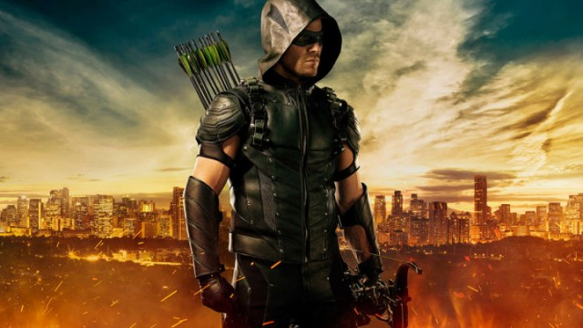 Arrow Season 4 Gunning For Lighter Tone