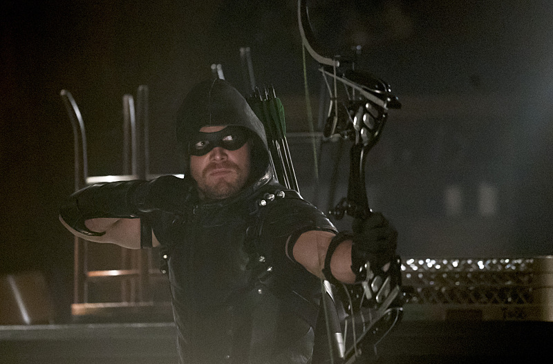 "First Look Images From Arrow Season 4, Episode 2: ""The Candidate"""