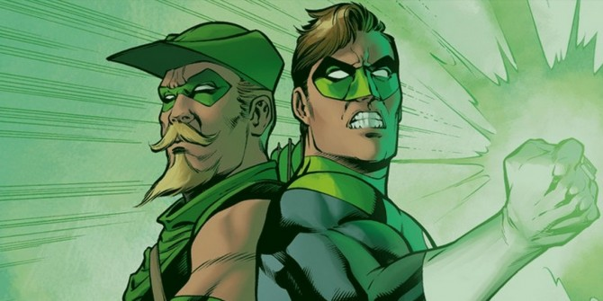 Are We Going To See Green Lantern In Season 4 Of Arrow?