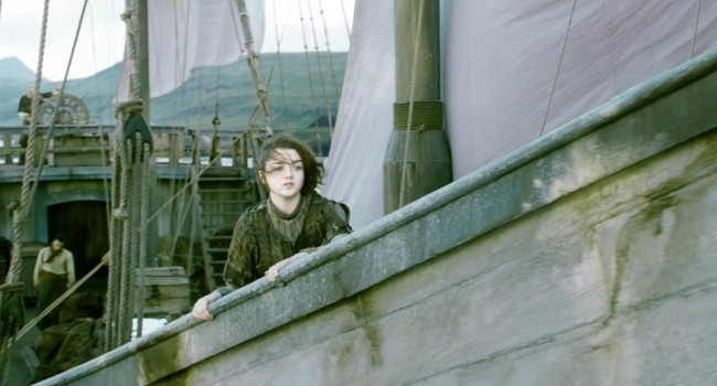Game Of Thrones Viral Site And Teaser Hint At Arya's Fate In Season Five