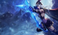 League Of Legends Releases Ashe Champion Spotlight