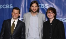 Ashton Kutcher Is Walden Schmidt On The New Two And A Half Men