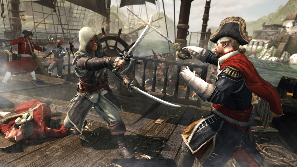 Assassin's Creed IV Black Flag – in game CGI trailer New Screenshots 2 1024x576 Assassins Creed IV: Black Flag Gallery