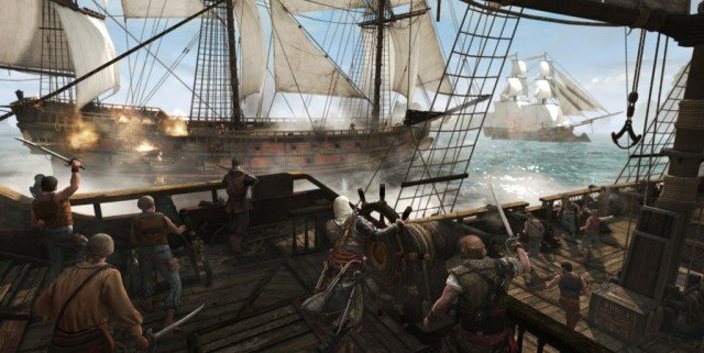 Assassin's Creed IV Black Flag – in game CGI trailer New Screenshots 4 1024x576 640x321 Assassins Creed IV: Black Flag Gallery