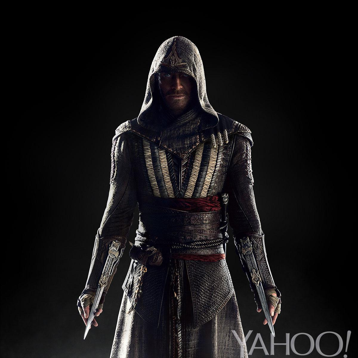 Assassin's Creed Image Finds Michael Fassbender's Character In Isolation