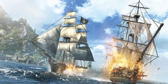 Assassins Creed 4 Black Flag hello there 930x523 640x321 Assassins Creed IV: Black Flag Gallery