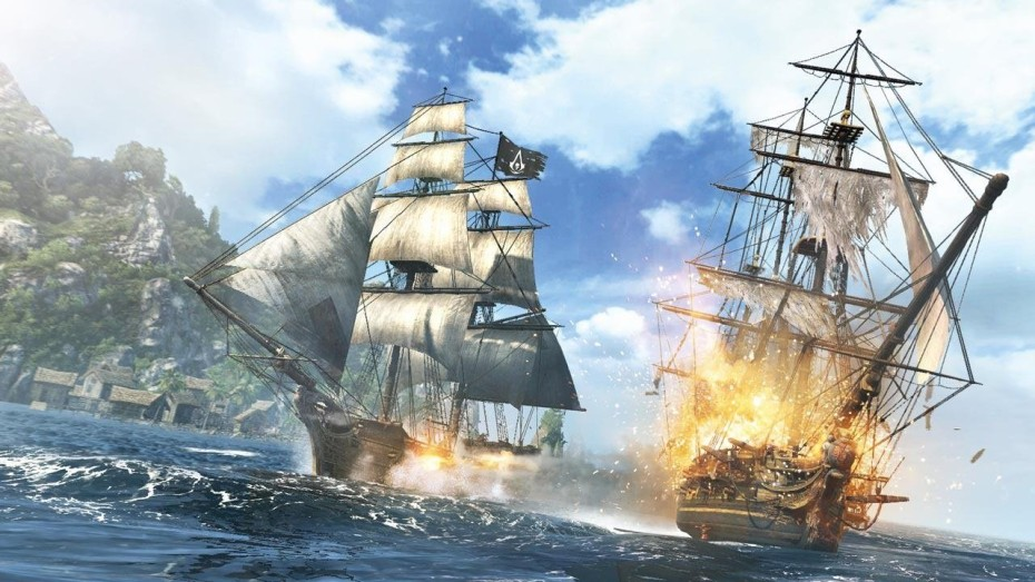 Assassins Creed 4 Black Flag hello there 930x523 Assassins Creed IV: Black Flag Gallery