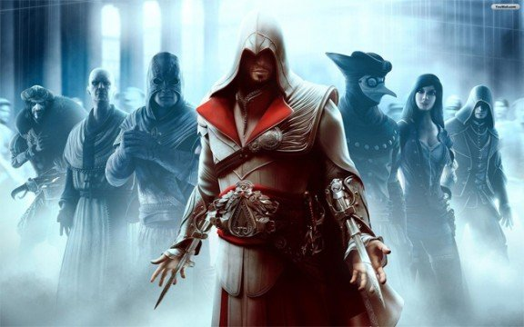 Assassins Creed: Brotherhood Final Multiplayer Trailer Launches