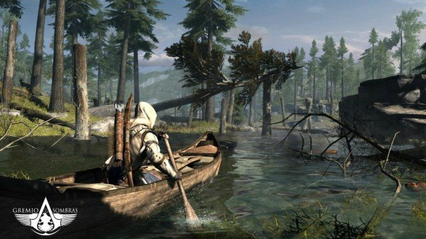 Assassin's Creed III Now Has A Narrated Naval Conflict Trailer