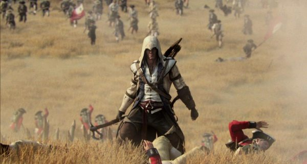 Inside Assassin's Creed III: Episode 2 Focuses On Combat
