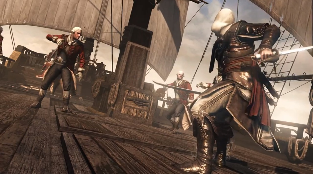 Assassins Creed IV Black Flag Gallery: Assassins Creed IV: Black Flag