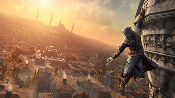 Three New Assassin's Creed: Revelations Multiplayer Videos Surface