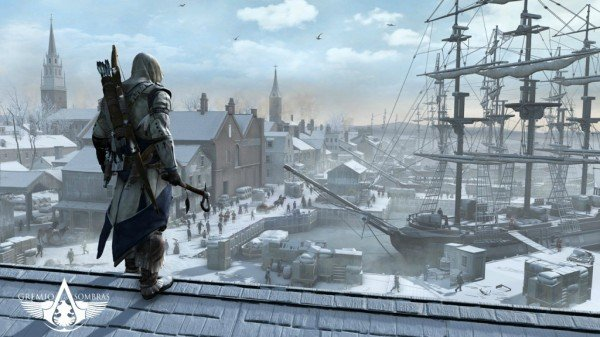 Assassins Creed Rooftop