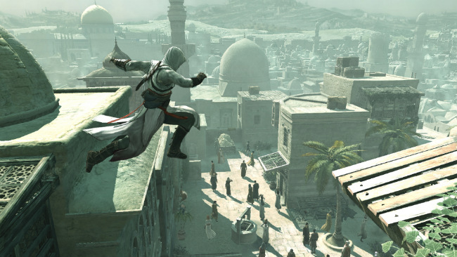 Assassins Creed Are Open World Games Set To Become The New First Person Shooters?