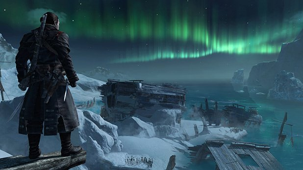 Assassin's Creed Rogue Officially Revealed By Ubisoft