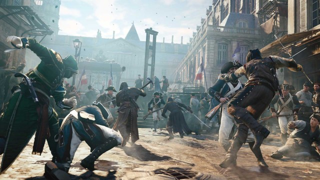 CONTEST: Win Assassin's Creed: Unity (Xbox One)