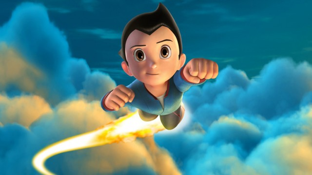 Live-Action Astro Boy Adaptation Takes Off