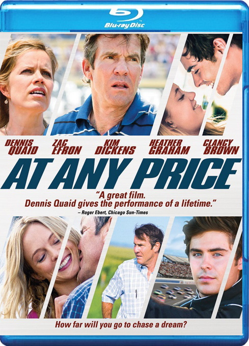 At Any Price Blu-Ray Review
