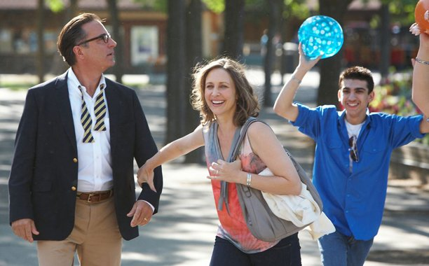 Andy Garcia And Vera Farmiga Find Each Other At Middleton