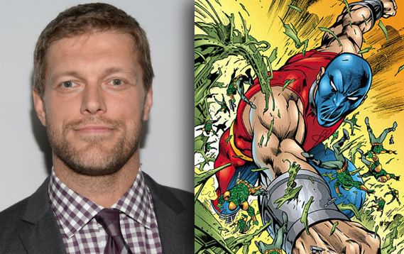 "WWE's Adam ""Edge"" Copeland Joins The Flash As Atom-Smasher"