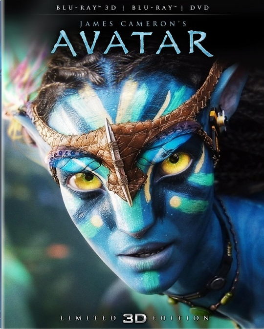 Avatar Is Finally Coming To Blu-Ray 3D In October