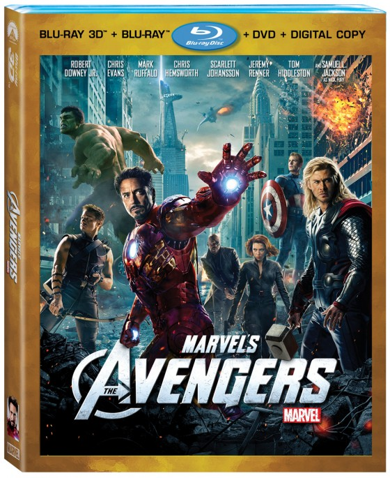 The Avengers Blu-Ray Review