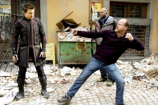 Jeremy Renner Was Shooting As Hawkeye This Week, But Not For Age Of Ultron