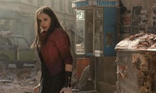 Scarlet Witch Hits The Cobbled Streets Of Scotland In Latest Avengers: Infinity War Set Pics And Video