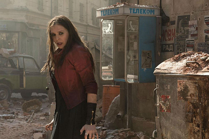 Could Scarlet Witch Concept Art Reveal The Future, Or An Just Alternate Past?