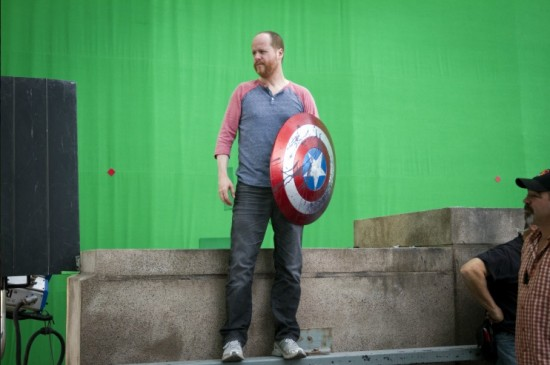 Go Behind The Scenes Of The Avengers