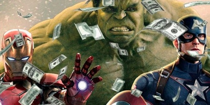 Avengers Box Office