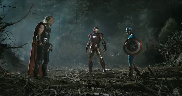 The Avengers Blacks Out Dark Shadows With $100 Million Second Weekend