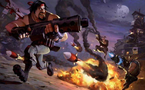 Loadout Launches Today For Steam, Plus New Uncensored Rooster Teeth Trailer