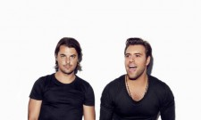 """Axwell Λ Ingrosso Premiere New Kid Ink Collaboration """"I Love You"""""""