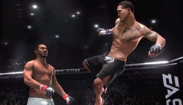 EA Sports UFC Wants You To Become The Ultimate Fighter